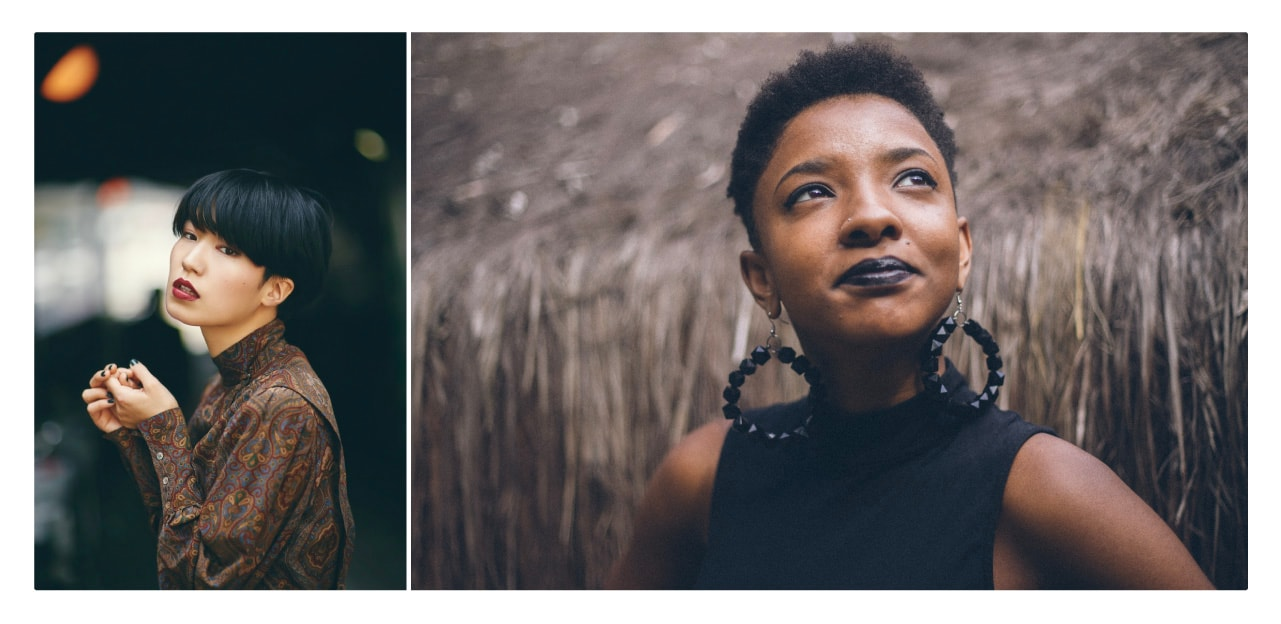 The impact of aperture on portraits